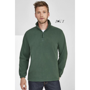NESS FLEECE 1/4 ZIP SWEATSHIRT