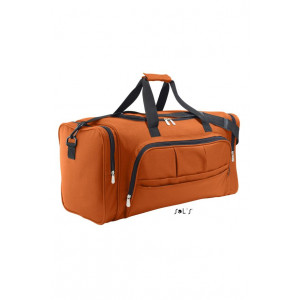 WEEK-END 600D POLYESTER MULTI-POCKET TRAVEL BAG