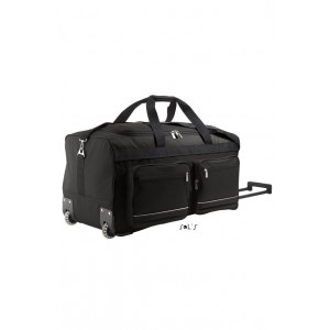"VOYAGER 600D POLYESTER ""LUXURY"" TRAVEL BAG - CASTERS"