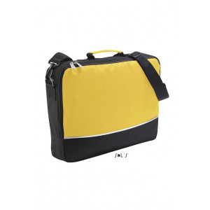 PROJECT 600D POLYESTER CONFERENCE BRIEFCASE