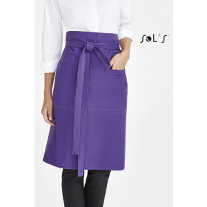 GREENWICH MEDIUM APRON WITH POCKETS