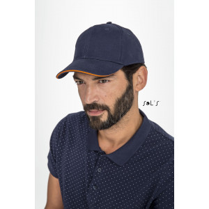 BUFFALO SIX PANEL CAP