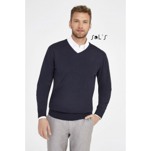 GALAXY MEN'S - V-NECK SWEATER