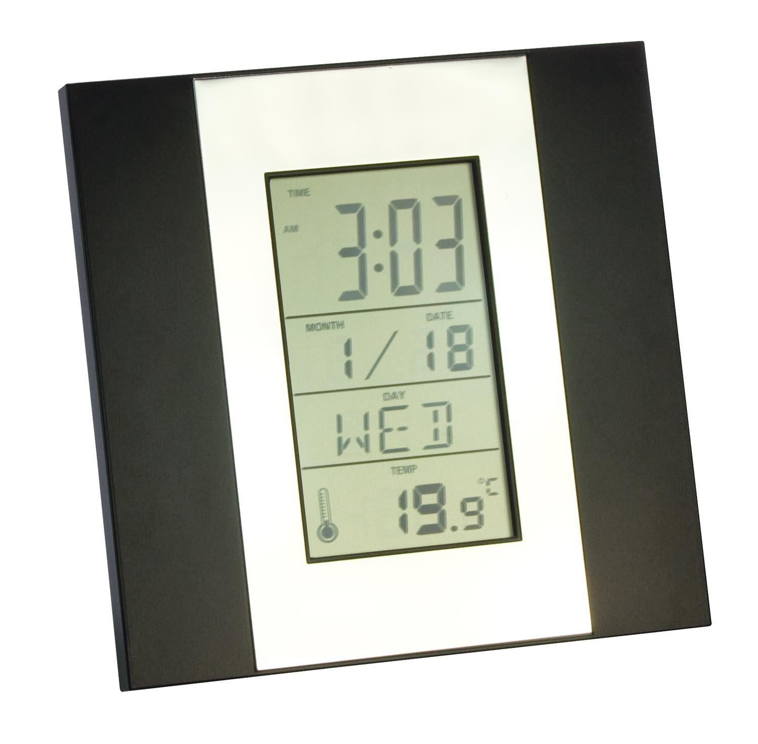 Northwest desk clock - Pad Print