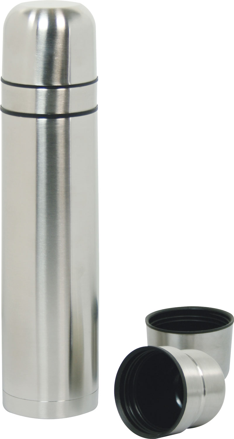 Two cup vacuum flask - Laser Engrave